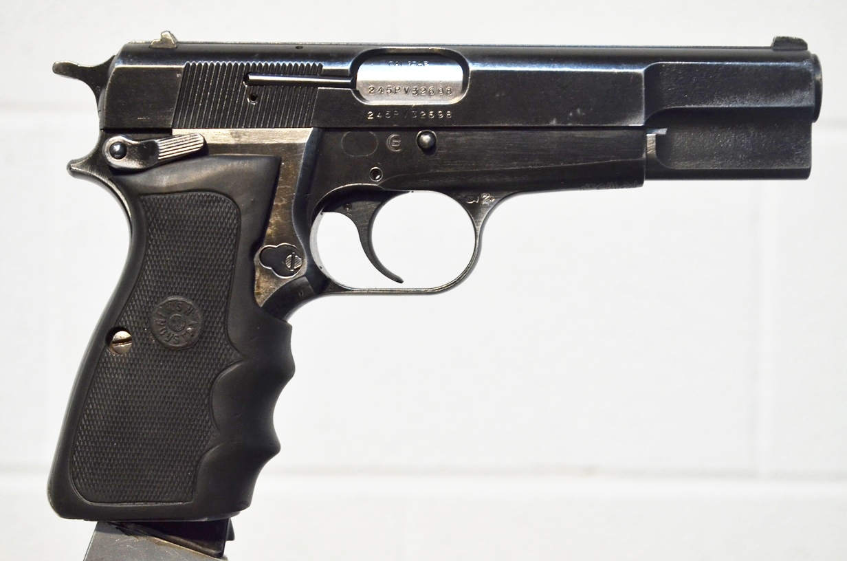 FN Browning Hi Power 9mm Surplus MK-II # 245PV32698