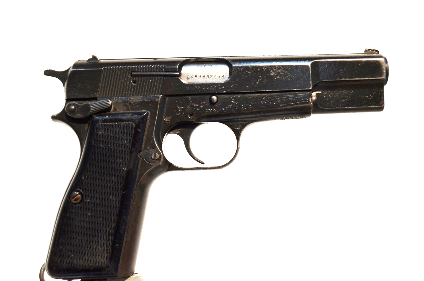 FN Browning Hi Power 9mm Surplus MK-II # 245PV32474