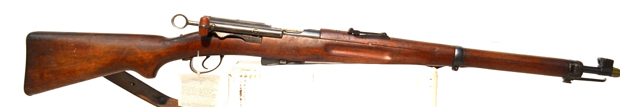 Swiss Surplus Model 1911 Carbine K11 7.5x55mm  #32387