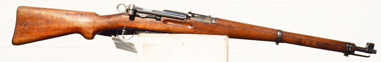 Swiss Surplus Model K-31 Rifle 7.5x55mm #770798