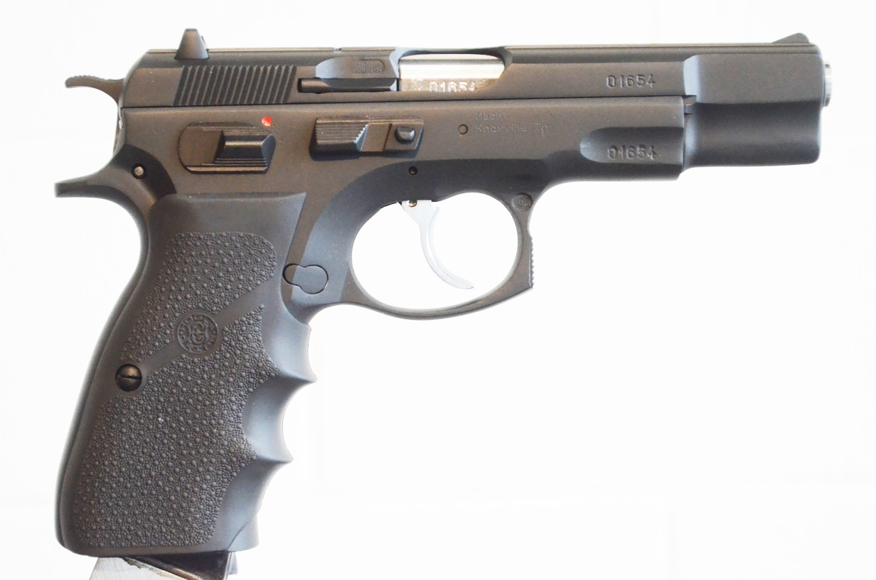 CZ-85 CUSTOM Refinished 9mm Surplus Pistols # 01654