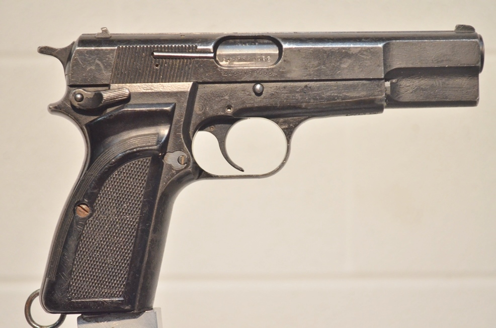 FN Browning Hi Power 9mm Surplus MK-II # 245PV19566