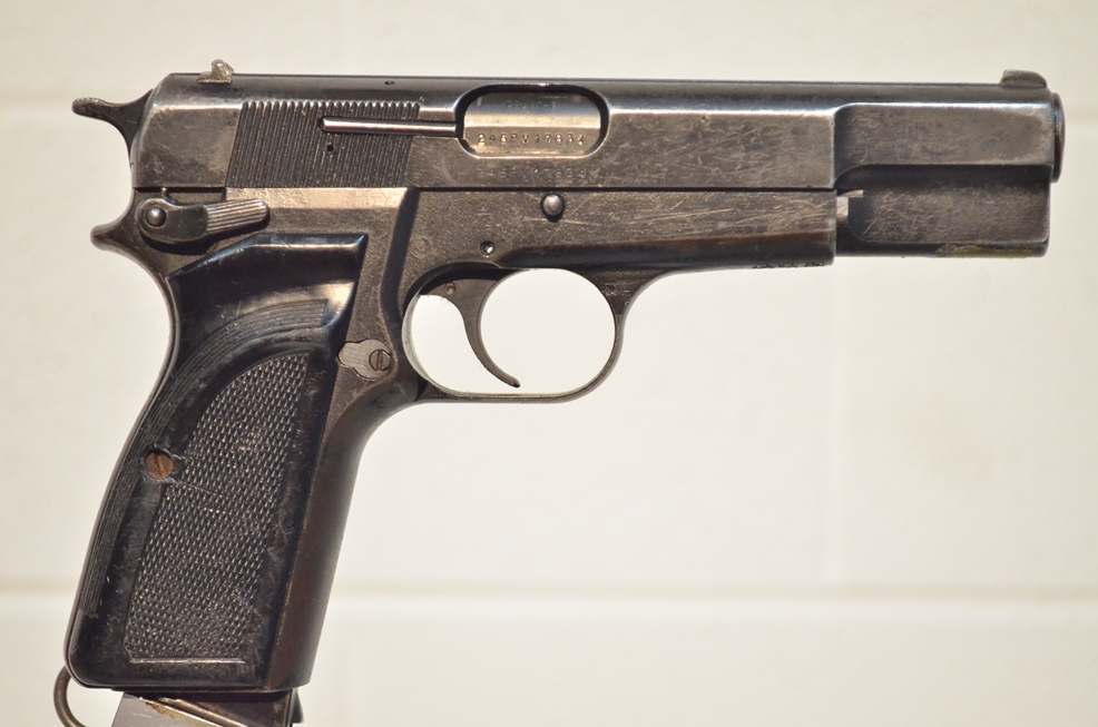 FN Browning Hi Power 9mm Surplus MK-II # 245PV17834
