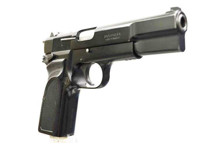 FN Browning Hi Power 9mm Surplus MK-III #2599