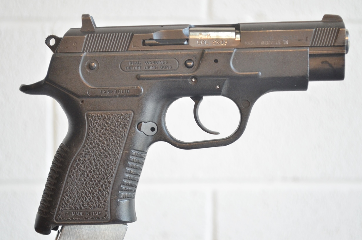 Surplus Tanfoglio 919 Force Compact 9mm # Z09478