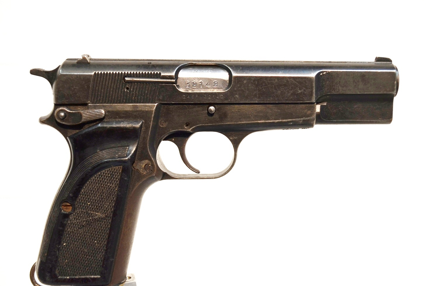 FN Browning Hi Power 9mm Surplus MK-II # 2458PV32142