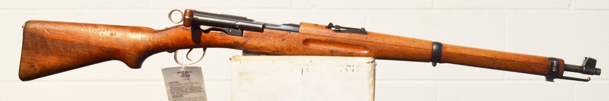 Swiss Surplus Model 1911 Carbine K11 7.5x55mm # 156925